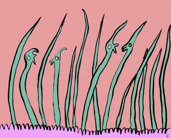 Sarah Taylor Silverwood Link + Shift: Artists Walk March – Dec 2020