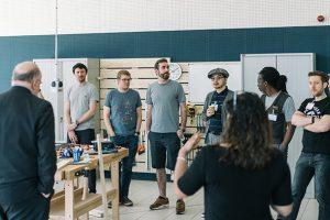 STEAMhouse: Open House Tours