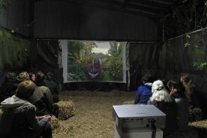 HARVEST FILM FESTIVAL at Lower Hewood Farm
