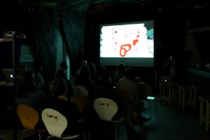 Hardeep Pandhal: Performative Artist Talk