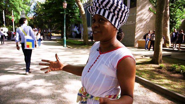 Sonia Boyce In conversation with Osei Bonsu