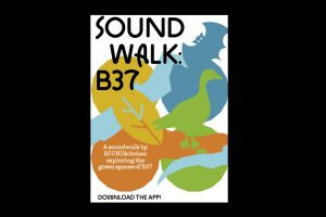 Soundwalk: B37 Map