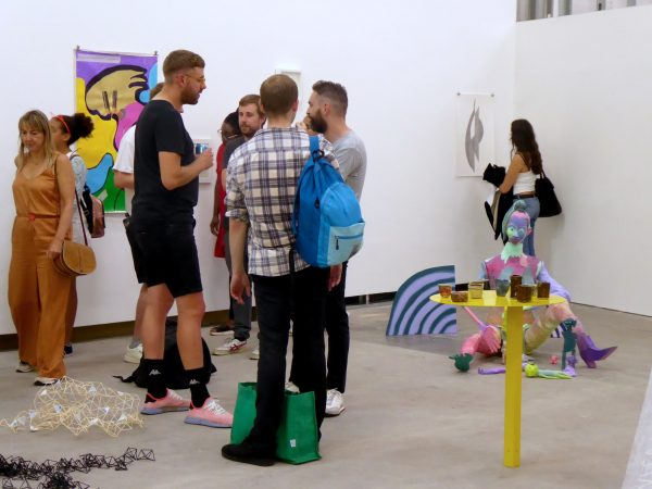 Digbeth First Friday: Summer Camp